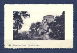 BARVAUX: La Tour Du Diable,  Gelopen Postkaart 1939 (GA13662) - Autres