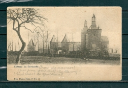 SOMBREFFE: Chateau De Sombreffe, Niet Gelopen Postkaart  (GA13695) - Sombreffe