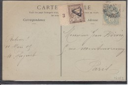 FRANCE Clermont Ferrand La Fontaine Used Postcard Carte Postale #16385 - Covers & Documents