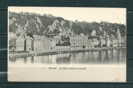 DINANT: La Rive Droine En Amont, Gelopen Postkaart  (GA14133) - Dinant