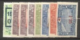 Cote Des Somalis  Entre N° 101 & 117  Neuf  X   Cote Y&T  12,75 €uro  Voir Descriptif - Côte Française Des Somalis (1894-1967)