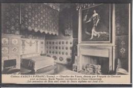 FRANCE Chateau D'Ancy-le-France Castle Mint Postcard Carte Postale #16416 - Castillos