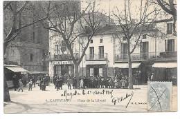 CAPESTANG - Place De La Liberté - Capestang