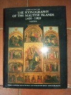 The Iconography Of The Maltese Islands 1400-1900. Painting. - Vide