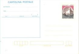 I425) ITALIA CARTOLINA POSTALE CASTELLO DI ACAYA DA LIRE 650 NUOVA - 6. 1946-.. Repubblica