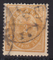 Iceland Scott # 15 Used Very Fine - Used Stamps
