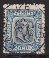 Iceland Scott # 79 Used Very Fine - 1873-1918 Danish Dependence