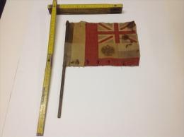 Un Petit Drapeau De La Libération 1914 - 1918 Royaume Uni  Russie  France  Belgique - Drapeaux
