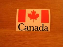 CANADA   Souvenirs Autocollant Sticker Autres Collections - Autocollants