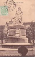 CPA Anvers - La Statue De Boduognat - 1911 (5051) - Antwerpen