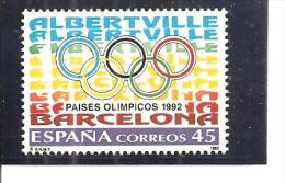 España/Spain-(MNH/**) - Edifil  3211 - Yvert  2808 - 1931-Hoy: 2ª República - ... Juan Carlos I