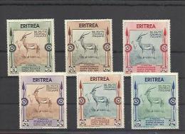 ERITREA   Ocupacion Italiana - Eritrea
