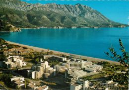 Budva, Montenegro Postcard Used Posted To UK - Montenegro