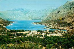 Kotor, Montenegro Postcard Used Posted To UK 1978 Stamp - Montenegro