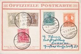 GERMANY  NATIONAL  VERSAMMLUNG  IN  WEIMAR  1919 - Germany