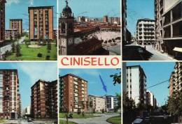 CINISELLO BALSAMO-VEDUTE - Cinisello Balsamo