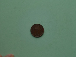1891 -  One Cent / KM 92 ( For Grade, Please See Photo ) !! - Sri Lanka
