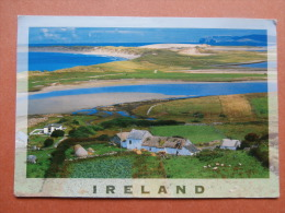 33382 PC: IRELAND: The Unique Beauty Of Ireland´s Landscape And Its Sich Historic, Literary And Artistic Associations Ha - Other
