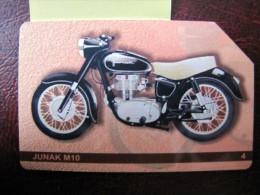 Poland - 25 U - 2001 - PL1183 - Junak - Motorbikes