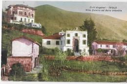 VENETO-PADOVA-TEOLO (COLLI EUGANEI) VILLA ZANELLA  SCUOLE  ASILO - Italia