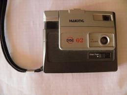 Haking Disc.02 - Cameras