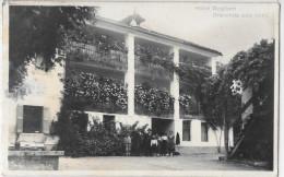 VENETO-BELLUNO-SOSPIROLO SUSIN DI SOSPIROLO HOTEL DOGLIONI VEDUTA VERANDA HOTEL ANNI/20 - Alberghi & Ristoranti