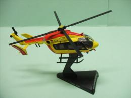HELICOPTERE EUROCOPTER EC 145 Sécurité Civile DEL PRADO 1/90 HO - Avions & Hélicoptères