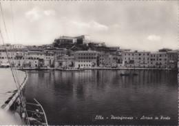 Elbe,elba,PORTOFERRAIO,po Rto,arrivo  In Porto,le Port,ed Ris Zuccotti,m L,foto Macchi,vera Fotografia,rare - Livorno