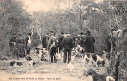 ¤¤  -  LE GAVRE   -  Les Chasses Dans La Forêt  -  Chasse à Courre  -  Chasseurs  -  Chiens   -  ¤¤ - Le Gavre