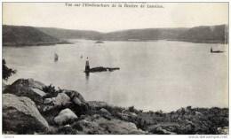 22-LOCQUEMEAU-Vue Sur L´Embouchure De La Rivière De Lannion- - Francia