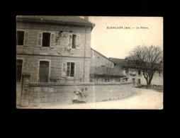 01 - ECHALLON - Mairie - Ecole - Poste - France