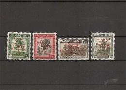 Ruanda-Urundi -Croix-rouge ( 150/153 XXX -MNH)