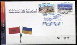 Maroc  1er Jour, - Maroc - Ukraine - Morocco (1956-...)