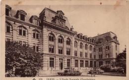 Dijon : L'Ecole Normale D'Instituteurs (Cie Alsacienne Des Arts Photomécaniques, Strasbourg, CAP N°278) - Dijon