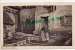 25 - MORTEAU - LE LOCLE SUISSE - CHOCOLAT KLAUS - France