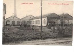 C P A-----33----EYSNIES---LE GRAND-LOUIS----usine électrique Des Tramways---voir 2 Scans - France