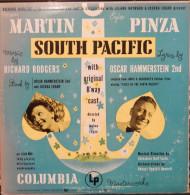 Richard Rogers & Oscar Hammerstein 33t. LP USA *south Pacific* - Musicals