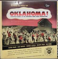 Richard Rogers & Oscar Hammerstein 33t. LP USA *oklahoma!* - Musicals