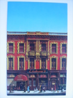 NY New York New York City Luchow's Restaurant Postcard - Unclassified