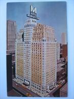NY New York New York City Manhattan Hotel Postcard - Unclassified