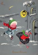 LOT DE 3 CARTES  Par CARLOS BUSQUETS - Illustrators & Photographers