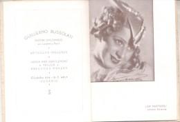 SEMANA DE ROSARIO AÑO 1936 ESPECTACULOS COREOGRAFICOS A CARGO DEL CUERPO DE BAILE ESTABLE DEL TEATRO COLON DE BUENOS AIR - Programmes