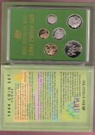 AUSTRALIE  PROOFSET 1994 UNITED NATIONS - Mint Sets & Proof Sets