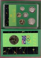 AUSTRALIE  PROOFSET 1992 OLYMPICS BARCELONA - Mint Sets & Proof Sets
