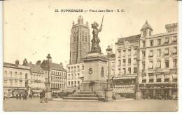 DUNKERQUE - Place Jean Bart - Dunkerque