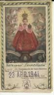 D 568 - CONFRATERNITA Del SANTO BAMBINO GESU' Di ARENZANO - Images Religieuses