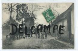 CPA - Fécamps - Rue De La Boissière - Saint Valery Sur Somme