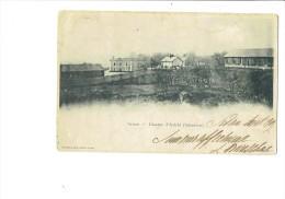 08 - Sedan -  Caserne D`Asfeld - Infanterie - Rossillon Phot. - Sedan
