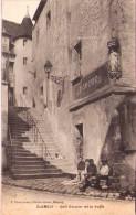 CLAMECY - Vieil Escalier De La Voûte - Clamecy