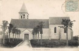 LES CLAYES L'EGLISE 78 YVELINES - Les Clayes Sous Bois